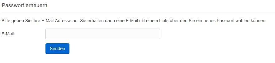 Ebay Kleinanzeigen Passwort anfordern