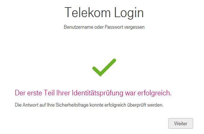 T-Online Mail passwortfrage richtig